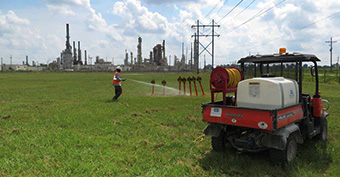 Industrial Spray Programs Houston, TX